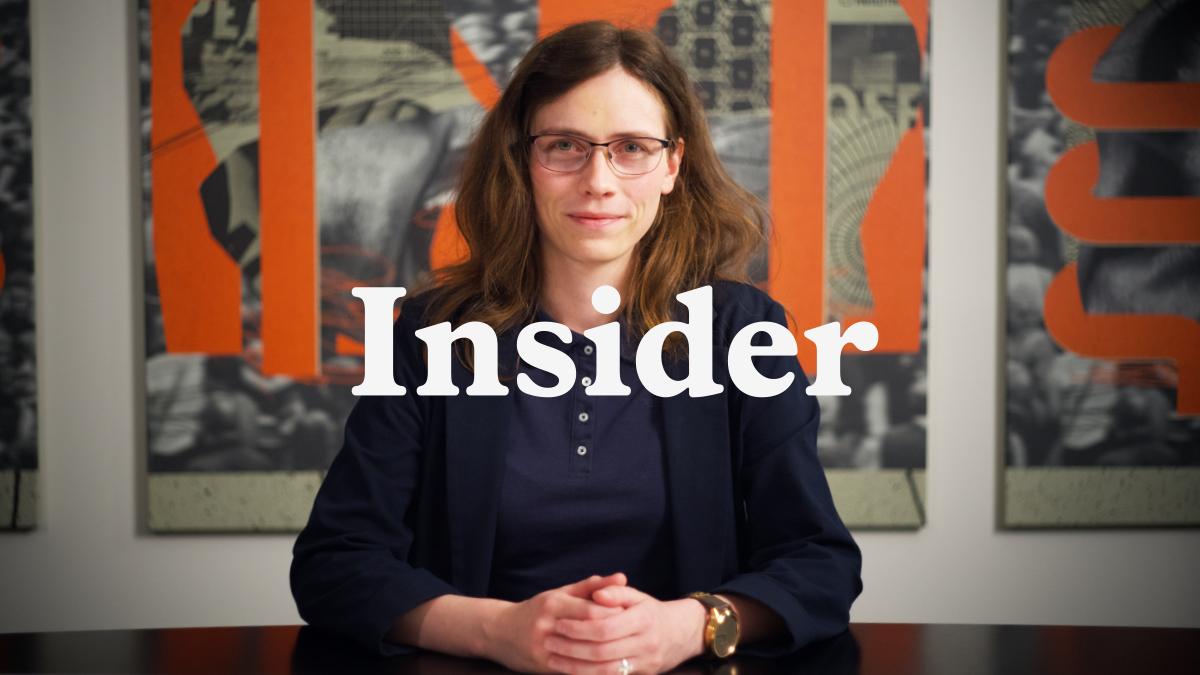 Insider #79: Hana Lipovská
